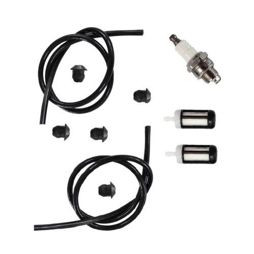 Grommets Fuel Lines Filter Spark Plug For STIHL FS80 FS85 FC75 BG72 Trimmer