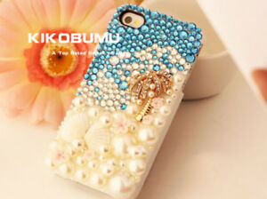 best service f71db b36df Details about Bling Crystal rhinestone handmade Phone Case Cover Various  Phone Custom Cace