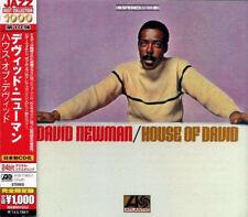 Img del prodotto David Newman  The Weapon Japan 24 Bit Cd Audio Jazz  Nuovo Sigillato