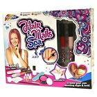2 in 1 Kids Hair and Nails Manicure Pedicure Spa Kit Toy