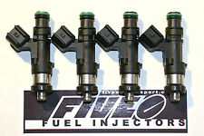 4  1000cc Fuel Injectors Subaru WRX, WRX STi DIRECT FIT FLOW-MATCHED SETE85