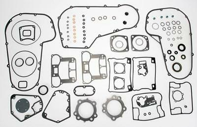 ENGINE GASKET KIT HARLEY EVOLUTION DYNA FXD FXDL SUPER GLIDE LOW RIDER  FXDWG | eBay