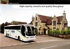 Coach Sales & Specification Brochure ~ Scania OmniExpress - Motts Travel - 2010