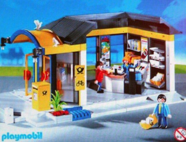 Notice Originale Playmobil 4400 Le Bureau De Poste Achetez Sur Ebay