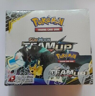 Pokemon Team Up Booster Pack Repack