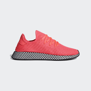 2bef77b92729b Image is loading Adidas-Originals-Deerupt-Runner-Turbo-Mens-Lifestyle- Sneaker-