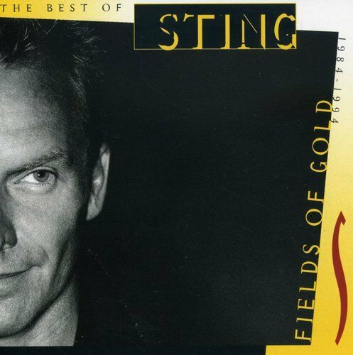 1 of 1 - Sting - Fields of Gold: Best of (1984-1994) [New CD]