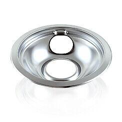 Drip Pan 6inch In Fits Whirlpool #W10196406RW,3150246RW /& 3150246