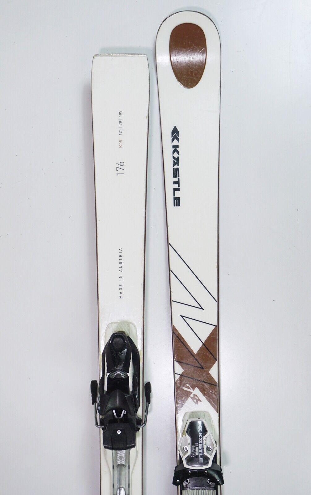 Ski Kästle MX 78 Allmountain Carvingski 176cm + Kästle CTi K12 Bindung (TB440)