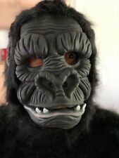 NEW PROFESSIONAL GORILLA COSTUME adult monkey suit ape gorrilla dress up outfit