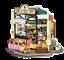 Indexbild 13 - DIY Bausatz für Miniatur Haus Bastelset Modellbau Puppenhaus Robotime Rolife