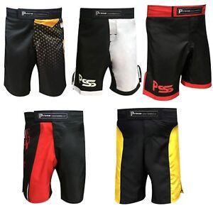 Mma Vêtements Ufc Training Kick Boxing Lutte Arts Martiaux Boxe Short Muay Thai-afficher Le Titre D'origine