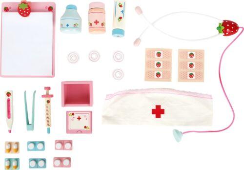 Arztkoffer 28-teilig ca 25 x 22 x 8,5 cm  Puppenkinder