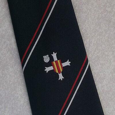 Affidabile Vintage Cravatta Da Uomo Cravatta Scudo Crested Club Associazione Società Tootal-mostra Il Titolo Originale