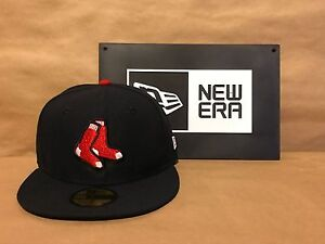 2f2a0cf03 Boston Red Sox Alternate Game Home New Era 59FIFTY Fitted MLB On ...
