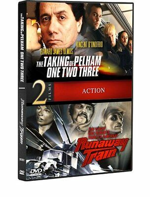 NEW Taking of Pelham 1 2 3 / Runaway Train (DVD)