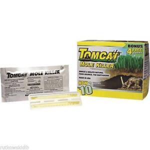 Tomcat Mole Bait Worms 34300