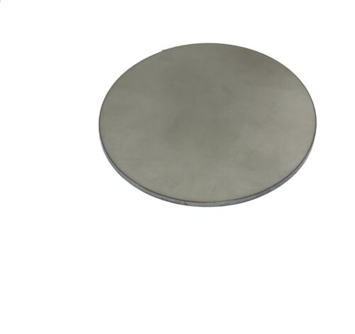 """3//16"""" Stainless Steel 304 Plate Round Circle Disc 4"""" Diameter .1875"""""""