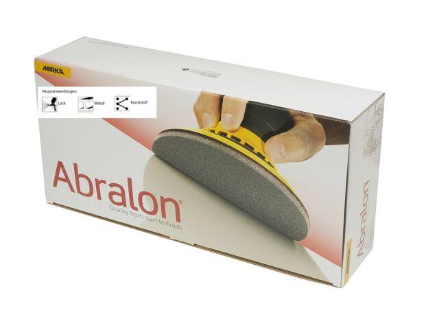 Mirka Abralon Schleifscheiben 150 mm Körnung und Stückzahl wählbar