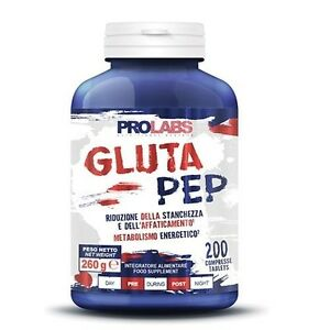 Prolabs-GLUTAPEP-200cpr-Integratore-di-Glutammina-Peptide-In-Compresse