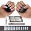 50-600-SQUARE-NAILS-Short-Medium-amp-Long-Opaque-Clear-Full-Cover-False-Fake thumbnail 1
