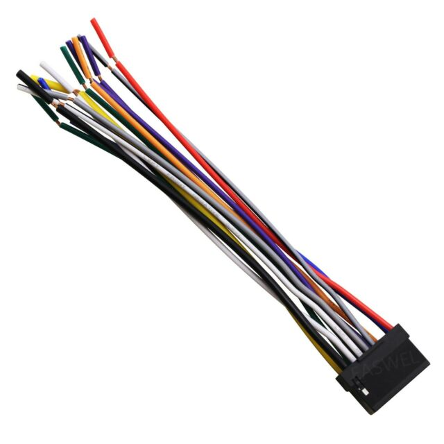 Wire Harness For Alpine Radio Cda