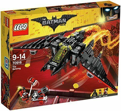 LEGO Bat Movie Batwing Vehicle - 70916