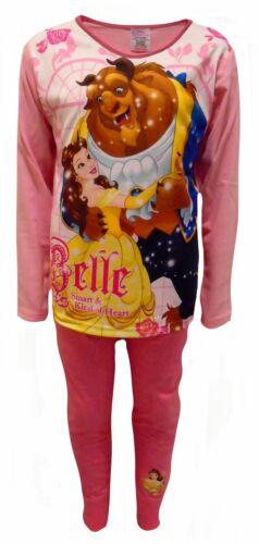 Niñas Disney Beauty /& the Beast pijamas