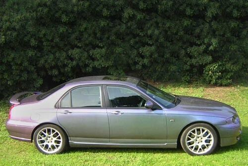 MG ZT 190 V6 AND DIESEL LOWERED AND UPRATED SPRING SET