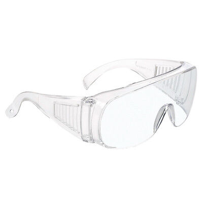 Visitor Clear Safety Glasses Spectacles