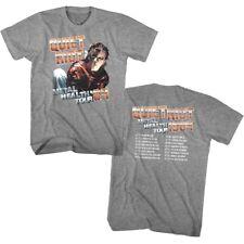 Quiet Riot Metal Health Rocking Out Tour Men/'s T Shirt Inglewood Concert Merch