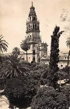 BR57238 Patio de los naranjos y torre de la mezquita Cordoba   Spain