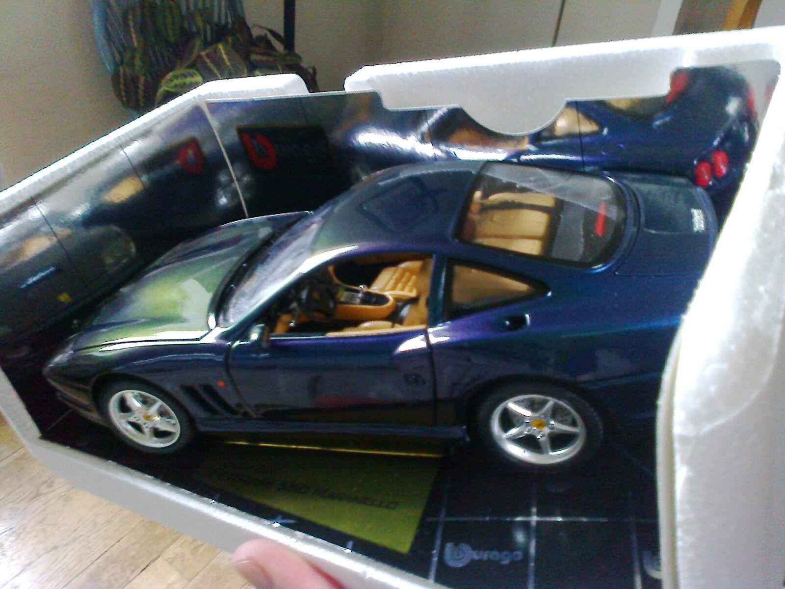 Ferrari Maranello Standox Daytona Paradise Braccio & & & Goetz Bburago 1 18 b22c41