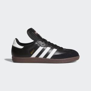 Adidas Samba Classique Homme Cuir Noir De Football Chaussures Décontractées - 034563-afficher le titre d`origine sVeL8gTo-07143822-663839872