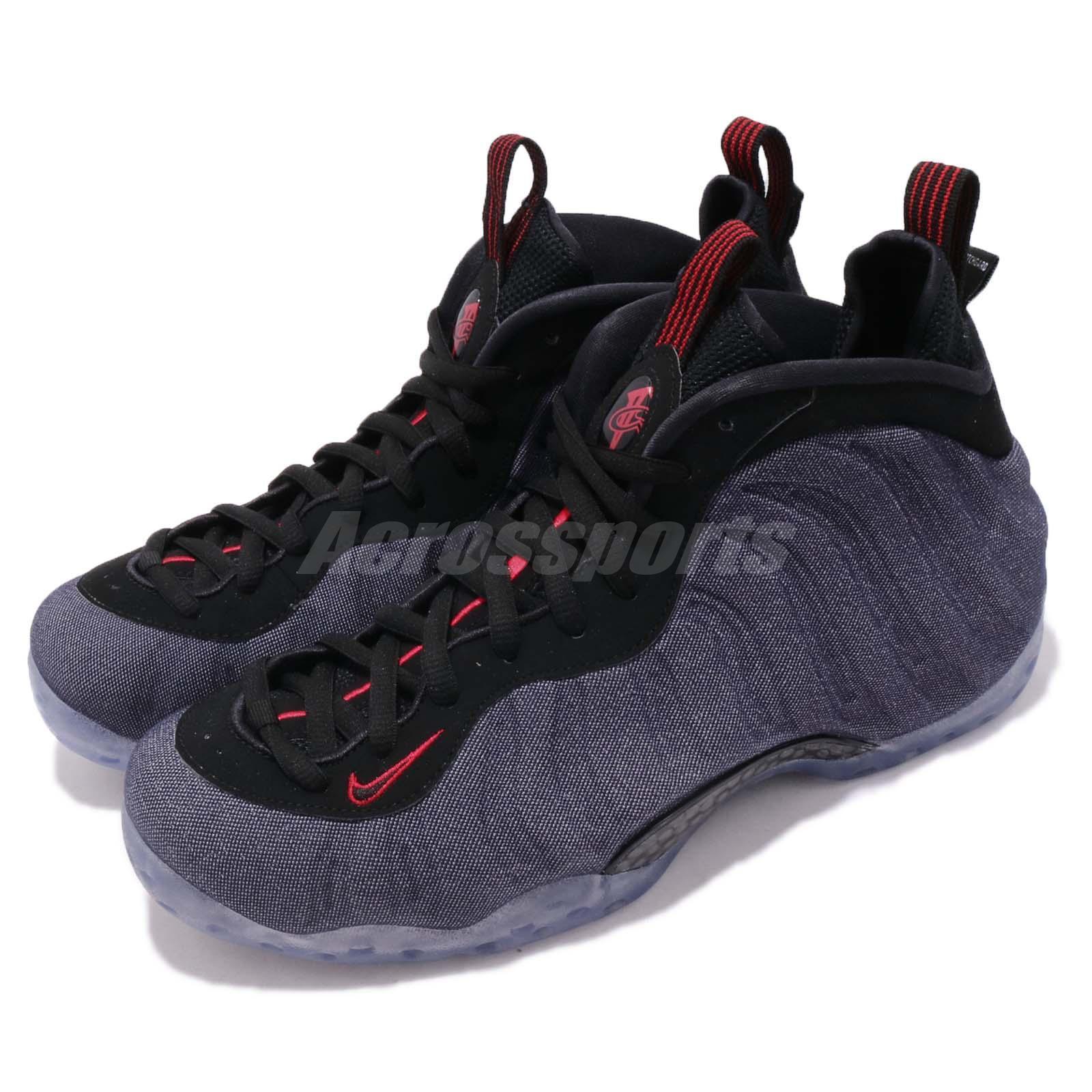Nike air foamposite 1 / / 1 pro - mens basketball - schuhe penny hardaway holen. 095534