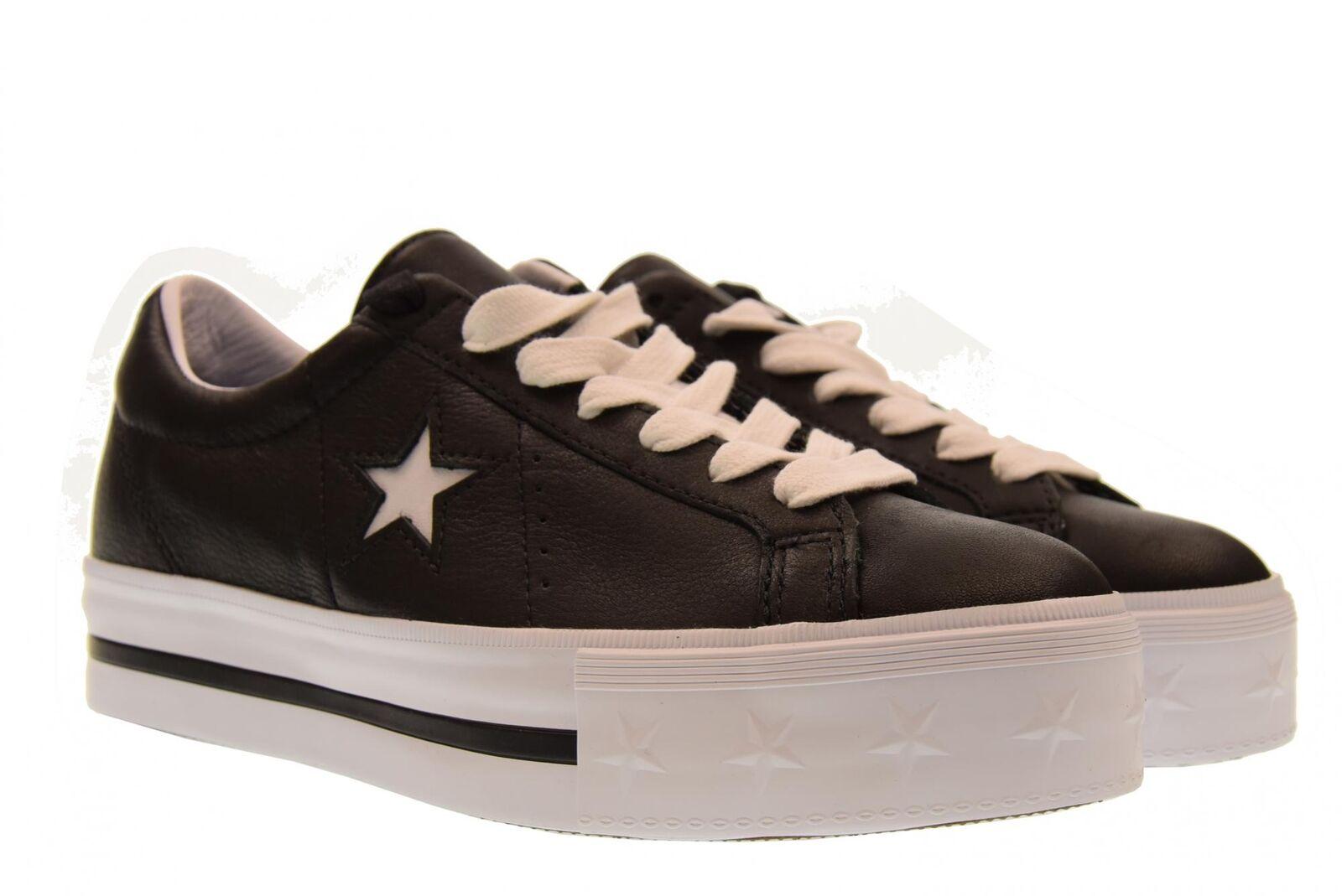 Converse A18f shoes shoes shoes femme baskets basses 562734C ONE STAR PLATFORM OX 331c8b