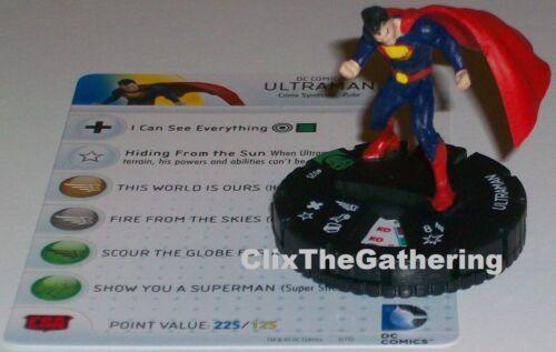 ULTRAMAN #025 Justice League Trinity War DC HeroClix