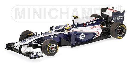 Williams Cosworth FW33 2011 P.Maldonado 410110012  1 43 Minichamps
