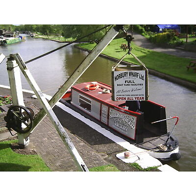 DAY HIRE WEEKDAY - MAY SPECIAL OFFER - canal / narrowboat / boat / barge