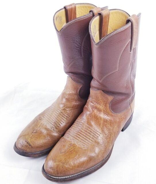 145b70fb59d Justin 3001 Basics Roper Plain Round Toe Cowboy 10