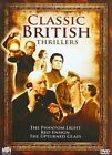 Classic British Thrillers Phantom Lig 0030306786094 DVD Region 1