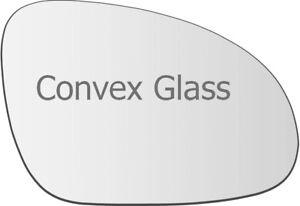 Mirror-Glass-Convex-VW-Passat-B5-3BG-2000-2005-Right-Driver-Side