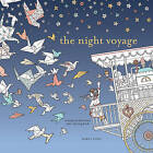 The Night Voyage: A Magical Adventure and Coloring Book by Daria Song (Paperback, 2016)