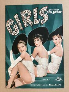 Girls-IFB-ohne-Nr-Gene-Kelly-Mitzi-Gaynor-Kay-Kendall