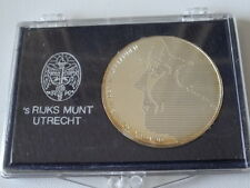 Coin / Munt Netherlands 50 Gulden 1984 FDC Willem van Oranje Herdenking P5327