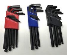 2pcs T7 Torx®//Star Tip Long Arm L-Wrench ProGuard™ Finish Bondhus® USA  #31807