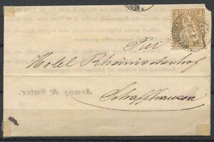 Schweiz-1879-Gestempelt-100-Sitzende-Helvetia