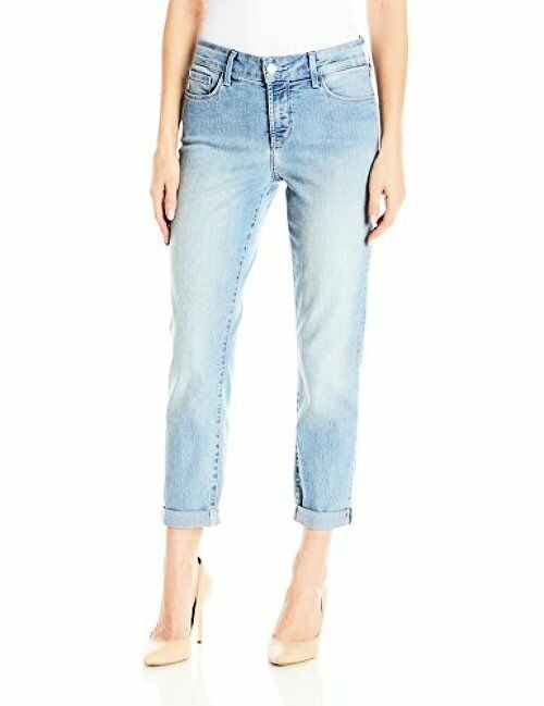 NYDJ Womens Collection M10Z64 Alina Congreenible Ankle Jeans- Choose SZ color.