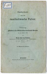 Moritz-Graf-von-Bothmer-Gedanken-uber-das-rauchschwache-Pulver-von-1890