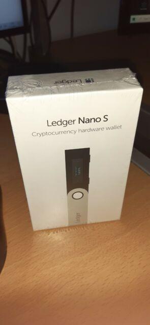Ledger Wallet Nano S Hardware Wallet